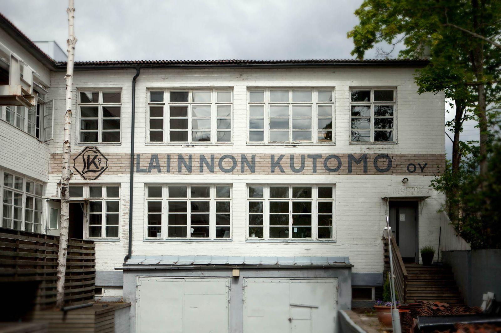 Studio Liikkuva - Lainnon Kutomo - Turku